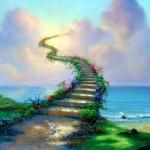 het hemelse pad
